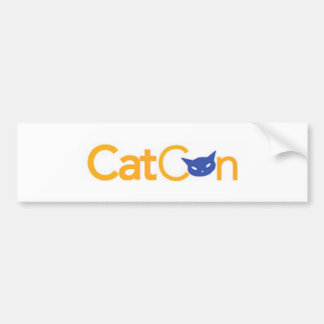 CatCon Bumpersticker Autocollant De Voiture