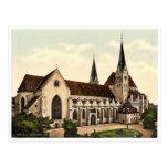 Cathédrale, cru Phot d'Augsbourg, Bavière, Allemag Carte Postale