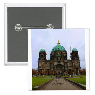 Cathédrale de Berlin Badges