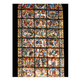 Cathédrale de Chartres d'Eure-et-Loir de la France Cartes Postales