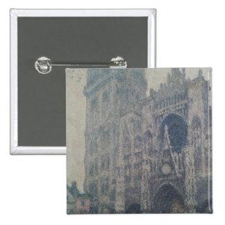 Cathédrale de Claude Monet | Rouen, à l'ouest Badge
