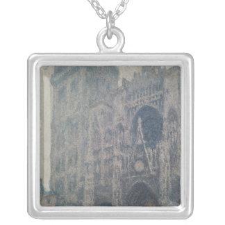 Cathédrale de Claude Monet | Rouen, à l'ouest Pendentif Carré