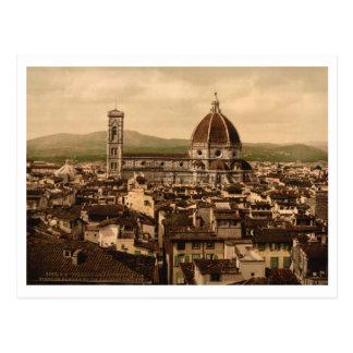 Cathédrale de Florence, Toscane, Italie Cartes Postales