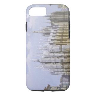 Cathédrale de Milan des 'vues de Milan et de son Coque iPhone 7