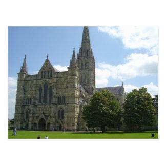 Cathédrale de Salisbury Cartes Postales
