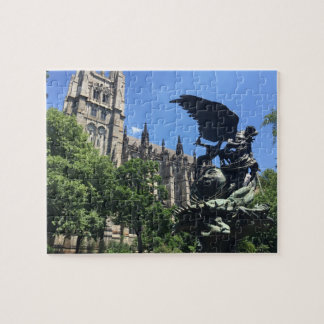 Cathédrale de St John le NYC divin New York City Puzzle