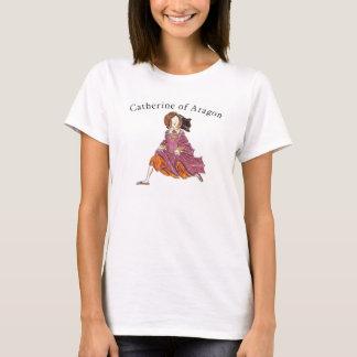 Catherine de T-shirt de bande dessinée d'Aragon