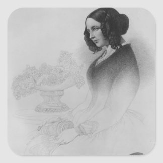 Catherine Dickens Autocollants Carrés