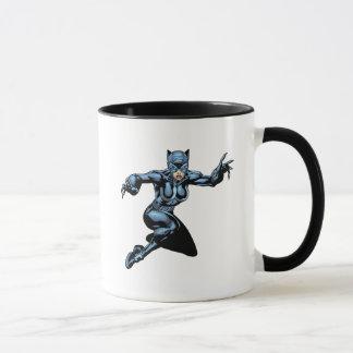 Catwoman avec des griffes tasse