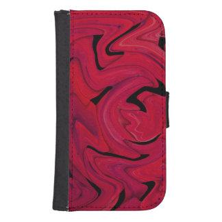 Cauchemar rose - caisse de portefeuille de la