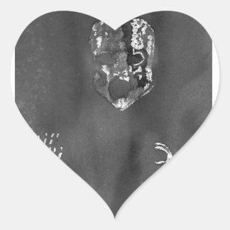 Cauchemar Sticker Cœur