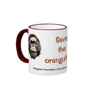 Causes de motivation de faune mug ringer