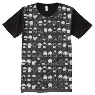 Cavalcade de petit gâteau - motif de répétition t-shirt tout imprimé