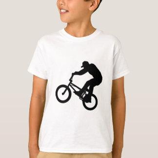 Cavalier de BMX T-shirt