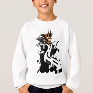 Cavalier extrême de BMX Sweatshirt