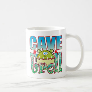 Caverne Troll Mug Blanc