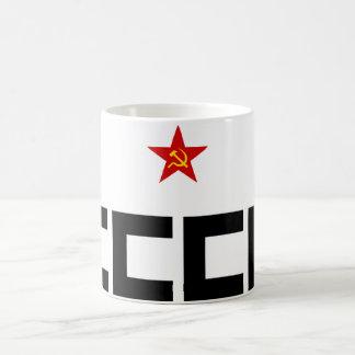 CCCP - Étoile Mug Blanc
