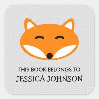Ce livre appartient aux autocollants d'ex-libris