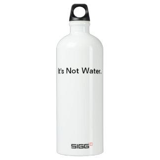 Ce n'est pas l'eau