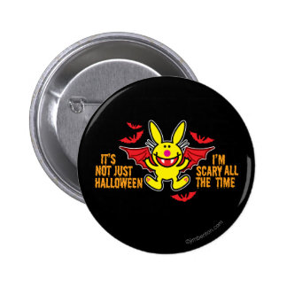 Ce n'est pas simplement Halloween Badges