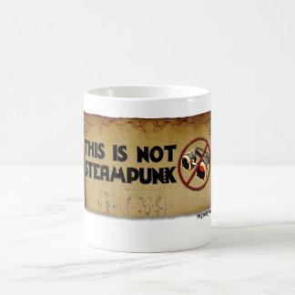 Ce n'est pas Steampunk Mugs À Café