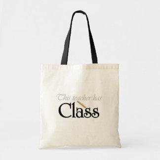 Ce professeur a la classe sacs fourre-tout