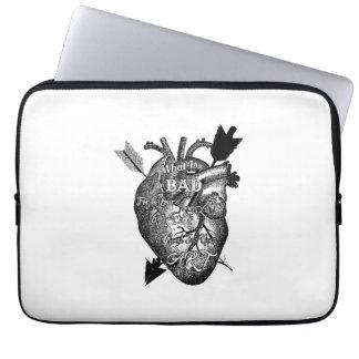 Ce qui est mauvais pour votre coeur est bon pour housses ordinateur portable