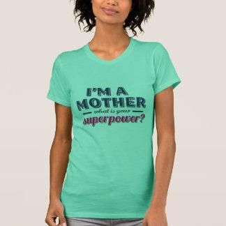 Ce qui est votre T-shirt drôle du jour de mère de