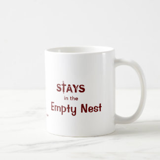 Ce qui se produit dans le nid vide mug