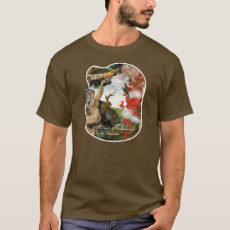 Ce qui si Michaël Angelo était japonais ? T-shirt
