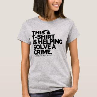 Ce T-shirt aide résolvent un crime | Michigan