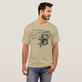 Ce T-shirt de sentiment