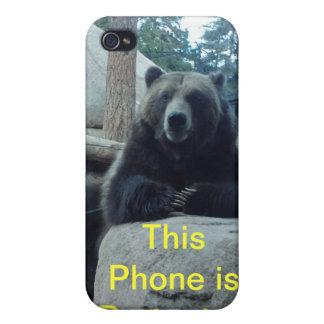 Ce téléphone est protégé coques iPhone 4