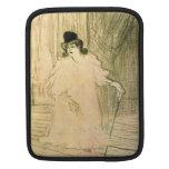 Cecy Loftus par Toulouse-Lautrec Poches Pour iPad