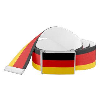 Ceinture Drapeau allemand patriotique