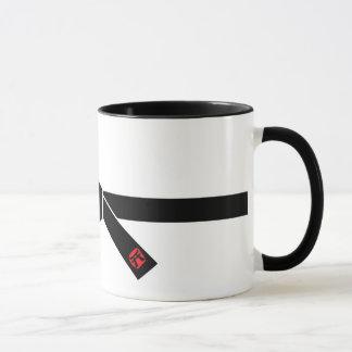 Ceinture noire, 黒帯 d'arts martiaux, 武道 mugs