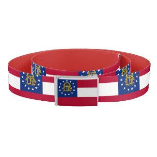 Ceinture patriotique avec le drapeau de la