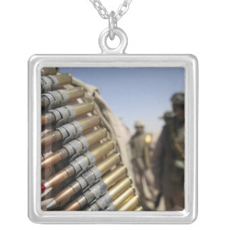 Ceintures des munitions de 50 calibres collier