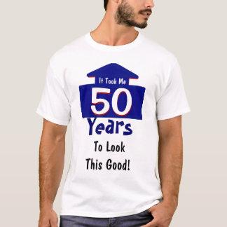 Cela m'a pris 50 ans pour regarder ce bon drôle t-shirt