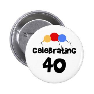 Célébration de 40 badges
