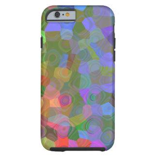 Célébration de couleur coque tough iPhone 6