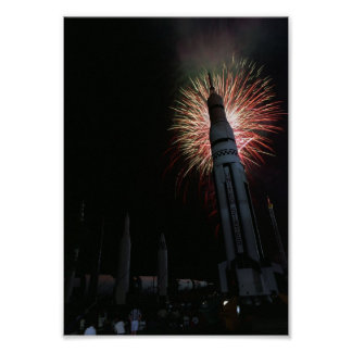 Célébration de Rocket Affiche