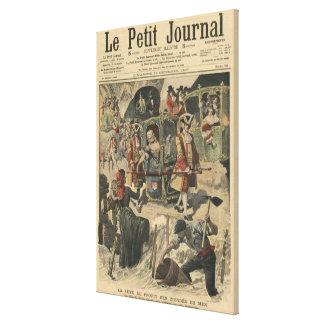 Célébration donnée par le Ville de Paris Toiles