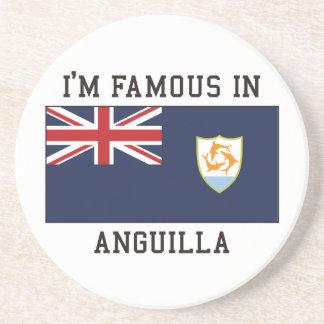 Célèbre en Anguilla Dessous De Verre En Grès