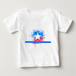 Célébrez 4 juillet t-shirt pour bébé