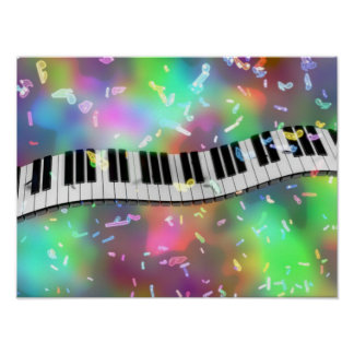 Célébrez avec la musique poster
