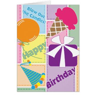 Célébrez ! - Carte d'anniversaire