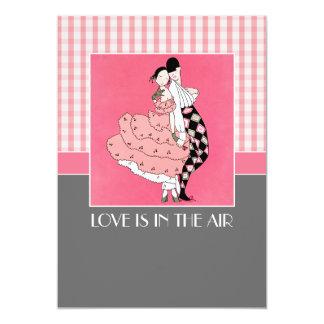 Célébrez l'amour ! Invitation de partie de