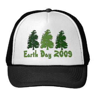 Célébrez le jour de la terre 2009 casquettes