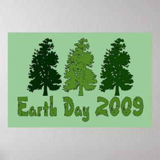 Célébrez le jour de la terre 2009 poster